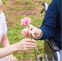 認証NPO法人 日本理美容福祉協会認定 福祉理美容士